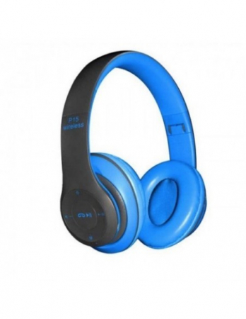 Casti bluetooth cu microfon si radio, pliabile, TF Card/FM Stereo Radio/MP3 Player/Wireless P47 [3]
