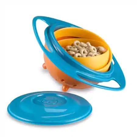 Castron pentru copii cu sistem antirasturnare Gyro Bowl [1]
