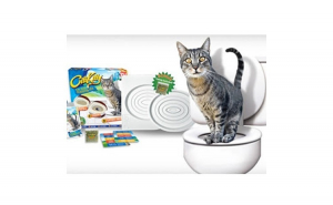 Twitter E-mail Citi Kitty - kit pentru educarea pisicilor la toaleta [2]