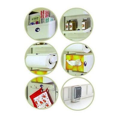 Dispenser bucatarie 5 in 1 cu magnet pentru frigider [1]