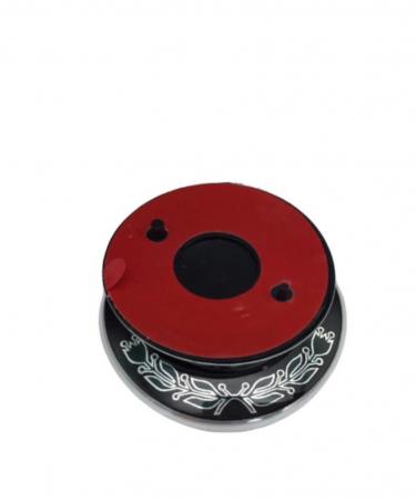 Emblema capota/hayon/portbagaj Skoda 85mm, Octavia, Fabia, Roomster [2]