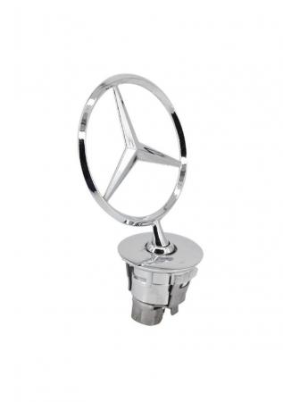 Emblema Crosshair Mercedes Star [3]