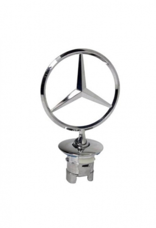 Emblema Crosshair Mercedes Star [1]