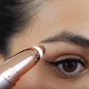 Epilator sprancene hipoalergenic, fara durere Flawless Brows [1]