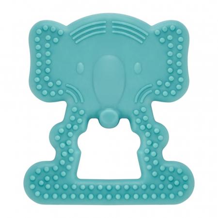 Jucarie dentitie BabyJem Elephant Green [0]