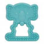 Jucarie dentitie BabyJem Elephant Green [1]