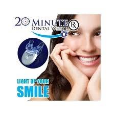 Kit pentru albirea dintilor,Dental white, tehnologie cu lumina [5]