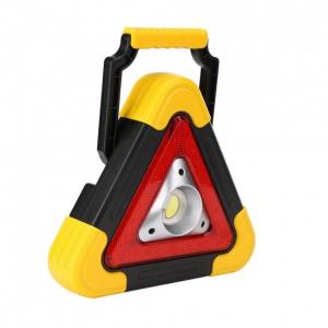 Lanterna multifunctionala HB-6609 (triunghi/solara) [0]