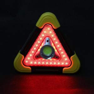 Lanterna multifunctionala HB-6609 (triunghi/solara) [3]