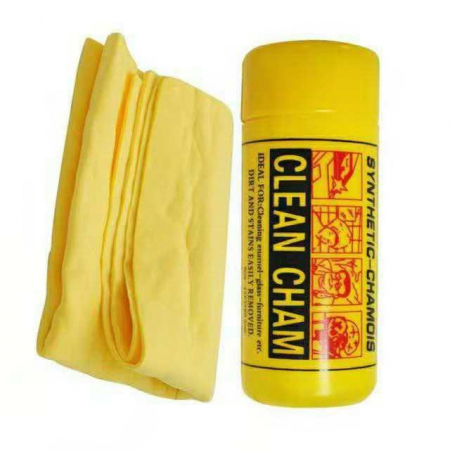 Laveta piele sintetica mare Chamois Clean Cham 66x43cm [2]