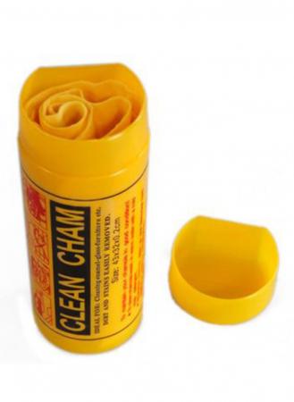 Laveta piele sintetica mare Chamois Clean Cham 66x43cm [1]
