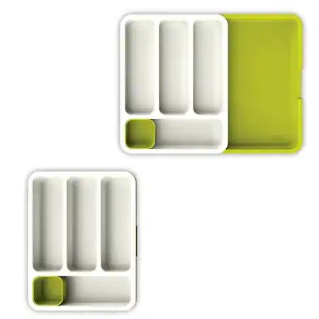 Organizator extensibil suport sertar tacamuri pentru bucatarie Drawer Store [3]