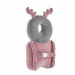 Pernuta protectie spate si cap BabyJem Angel Wings Protect Deer Pink [1]