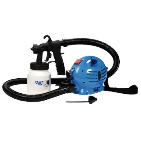 Pistol spray TRUST Paint Zoom 650w pentru vopsit si zugravit, ajustabil [0]
