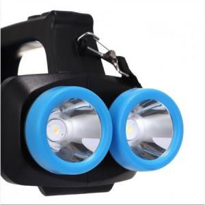 Lanterna electrica HX-8802A, dubla, 1W, portabila, functionare pe baterii [1]