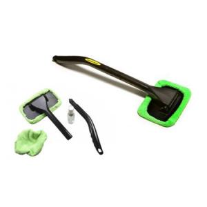 Racleta auto Windshield Wonder, material plastic, negru/verde [0]