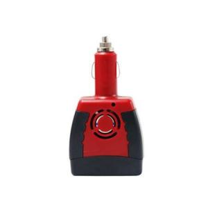 Invertor de tensiune DC 12V la AC 110V/220V , 150W si USB 5V rosu [1]