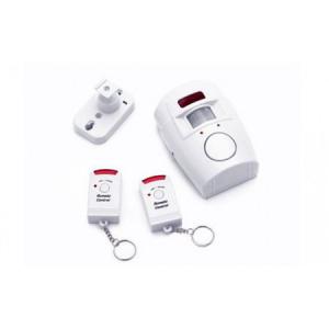 Alarma wireless cu 2 telecomenzi, senzor de miscare, [3]