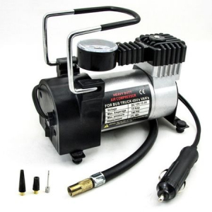 Compresor auto, metalic,12V, 140 PSI Mini [0]