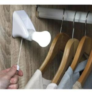 Set 4 Becuri cu LED-uri Economice, Fara Cablu, Handy Bulb [0]