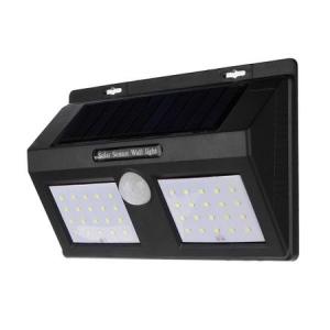 Lampa Cu LED Dubla Solara Si Senzor De Miscare 40 x LED [4]