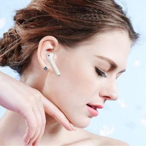 Casti Bluetooth Wireless i11 , Profesionale, touch control, Compatibile [2]