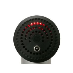Aparat de masaj Profesional Fascial Gun cu Vibromasaj, portabil cu acumulator 8,4V inclus, 4 capete, 6 trepte de viteza Putere 24W [2]