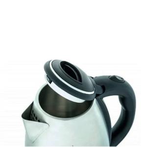 Cana Fierbator Scarlett, Inox, 1500W, 2 L, Declansare automata, Inox/Negru [1]