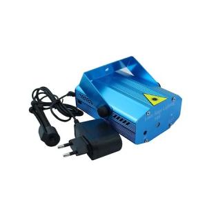 Mini Proiector Laser, jocuri de lumini, senzor de sunet [1]