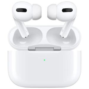 Casti Bluetooth Wireless PRO, compatibile iOS si Android, Carcasa cu incarcare wireless, Clona, TWS Pro, Bluetooth 5.0, Sunet HiFi, Functie Touch,Alb [0]