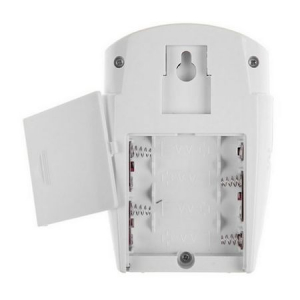 Alarma wireless cu 2 telecomenzi, senzor de miscare, [4]