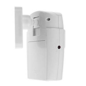 Alarma wireless cu 2 telecomenzi, senzor de miscare, [1]