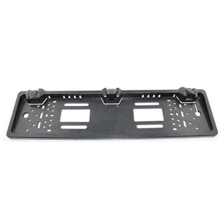 Suport numar auto cu camera si senzori de parcare pentru marsarier [3]
