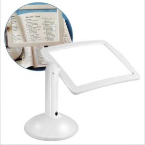 Lupa de birou cu iluminare LED, Zoom 3 X, Brighter Viewer [3]