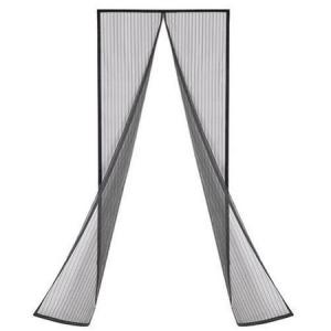 Plasa Usa cu Inchidere Magnetica Magic Mesh pentru Tantari, Muste sau Alte Insecte, Dimensiuni 190*100 cm [0]