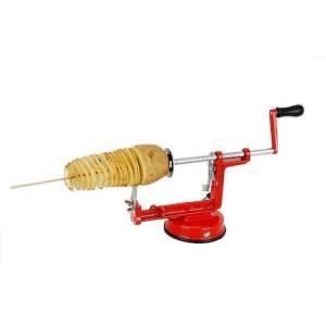Aparat pentru taiat cartofi in spirala din inox, Potato Slicer Alsaruz [0]