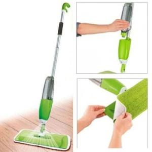 Mop cu pulverizator multifunctional, microfibra spray cu rezervor 650ml [1]
