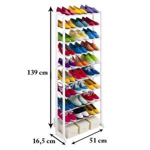 Pantofar tip raft Timeless Tools cu 10 nivele pentru incaltaminte [1]
