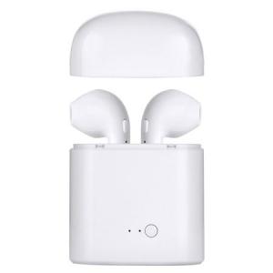 Casti i7 MINI Calitate Premium, Wireless Bluetooth 4.2 High Definition Music, Microfon Telefon [6]