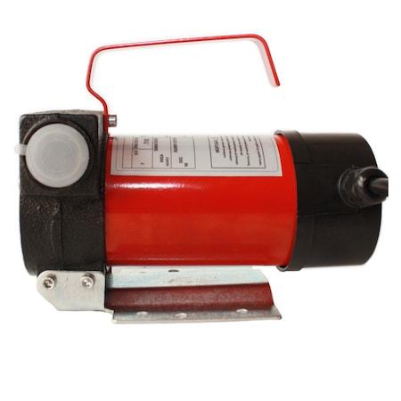 Pompa transfer lichide, combustibil, uleiuri,autoamorsare 12v, 4500RPM [1]
