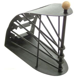 Suport Barste cu organizare pentru telecomenzi, fabricat din otel [3]