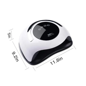 Lampa unghii DUBLA UV LED 120w SUN BQ-5T display, senzor, timer [1]