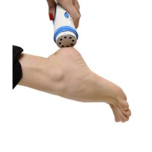 Aparat ingrijire picioare Mediashop Pedi Spin, Alb/Albastru [3]