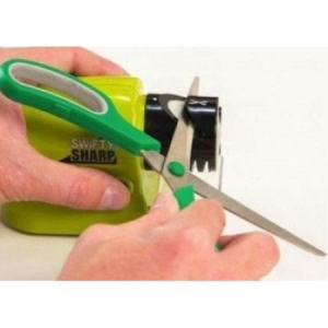 Ascutitor electric, Swifty Sharp, pentru cutite si foarfece [0]