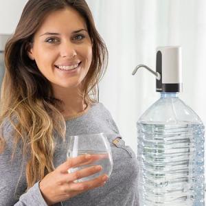Pompa pentru bidon electrica, dozator, dispenser apa de baut, uz casnic [2]