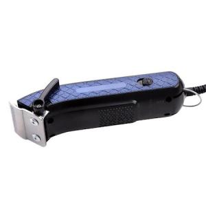 Aparat de tuns animale Surker SK 711, putere 10 W, lama otel inoxidabil, accesorii incluse, Albastru/Negru [3]