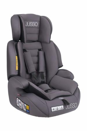 Scaun auto Jusso Grey 9-36Kg [0]