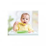Set 2 lingurite pentru copii BabyJem Pink/Yellow [1]
