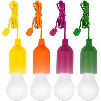 Set 4 becuri cu LED fara fir Handy Lux [0]