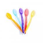 Set 5 lingurite multicolore BabyJem Rainbow [0]